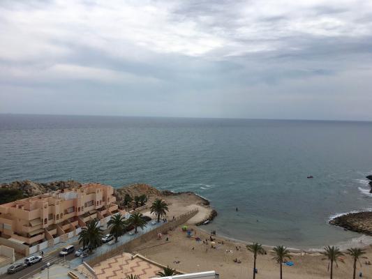 Inmobiliaria Cullera Playa Gestitur - Ático en Primera línea de Playa. #4956 - En Venta