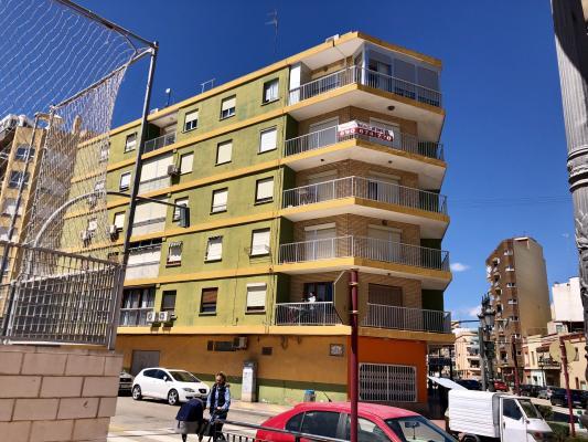 Inmobiliaria Cullera Playa Gestitur - Piso en Zona Diagonal. #5784 - En Venta