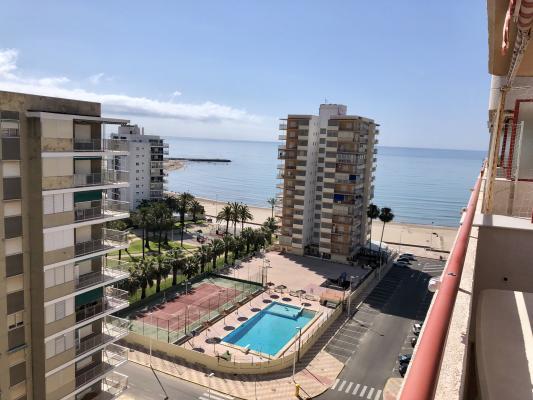 Inmobiliaria Cullera Playa Gestitur - Apartamento en la zona del Racó. #5801 - En Venta