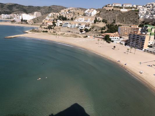 Inmobiliaria Cullera Playa Gestitur - Apartamento en Primera línea de Playa. #5790 - En Venta