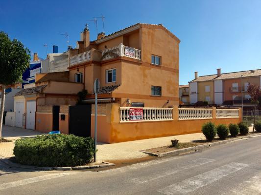Inmobiliaria Cullera Playa Gestitur - Chalet Adosado en Bulevar del Xuquer. #5342 - Bulevar del Xuquer - Adosado - En Venta