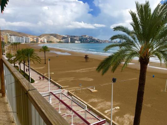 Inmobiliaria  Gestitur - Apartamento en Primera línea de Playa. #5365 - Racó - Apartamento - En Venta