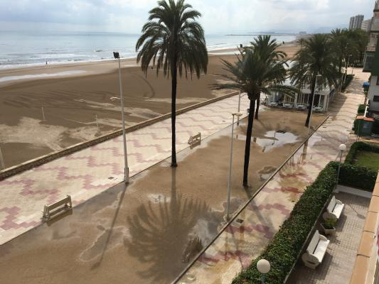 Inmobiliaria  Gestitur - Apartamento en Primera línea de Playa. #5366 - Racó - Apartamento - En Venta