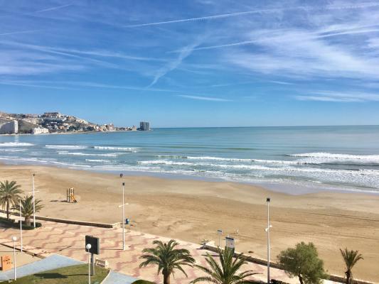 Inmobiliaria Cullera Playa Gestitur - Apartamento en Primera línea de Playa. #5486 - Racó - Apartamento - En Venta