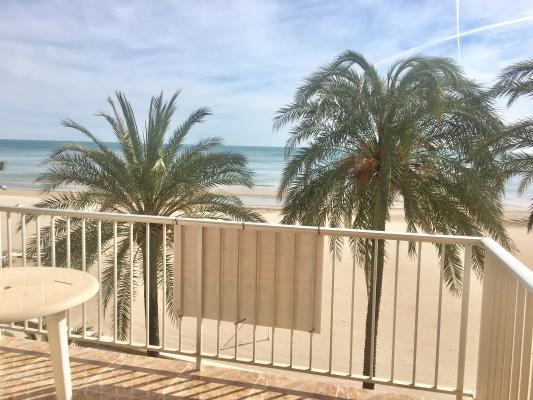 Inmobiliaria Cullera Playa Gestitur - Apartamento en Primera línea de Playa. #5499 - San Antonio - Apartamento - En Venta