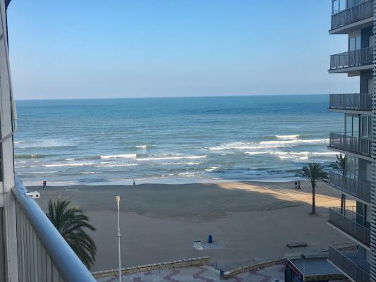 Inmobiliaria Cullera Playa Gestitur - Apartamento en Primera línea de Playa. #5505 - Racó - Apartamento - En Venta