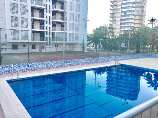 Inmobiliaria Cullera Playa Gestitur - Apartamento en Segunda linea de Playa. #5509 - Racó - Apartamento - En Venta