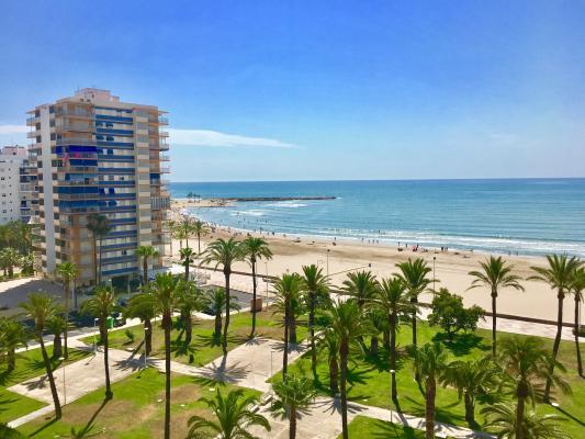 Inmobiliaria Cullera Playa Gestitur - Apartamento en Primera Línea de Playa. #4154 - Racó - Apartamento - En Venta