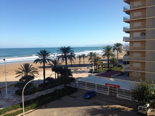 Inmobiliaria Cullera Playa Gestitur - Apartamento en Primera línea de Playa. #4730 - Racó - Apartamento - En Venta