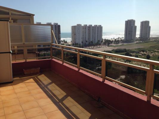 Inmobiliaria Cullera Playa Gestitur - Ático en Zona San Antonio. #4217 - En Venta