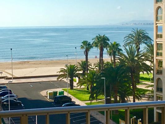 Inmobiliaria Cullera Playa Gestitur - Apartamento en la zona del Racó. #5569 - En Venta