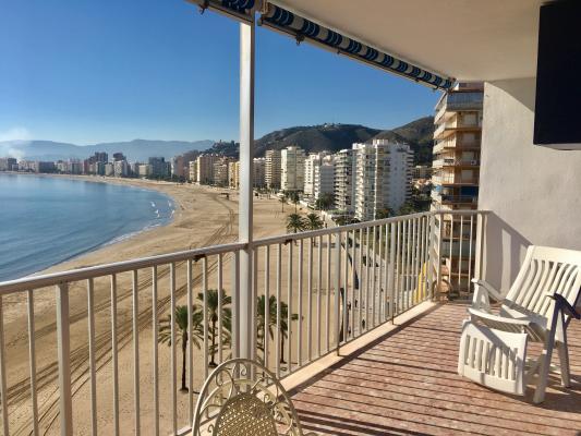 Inmobiliaria Cullera Playa Gestitur - Apartamento en Primera línea de Playa. #5591 - En Venta