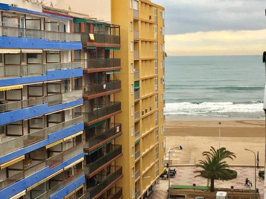 Inmobiliaria Cullera Playa Gestitur - Apartamento en Zona San Antonio. #5597 - San Antonio - Apartamento - En Venta