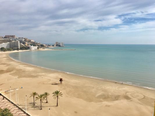 Inmobiliaria Cullera Playa Gestitur - Apartamento en Primera línea de Playa. #5612 - Racó - Apartamento - En Venta
