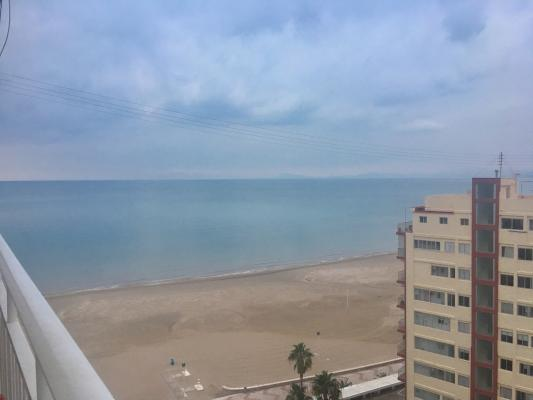Inmobiliaria Cullera Playa Gestitur - Apartamento en Primera línea de Playa. #5613 - En Venta