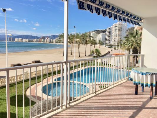 Inmobiliaria Cullera Playa Gestitur - Apartamento en la zona de Racó. #5630 - En Venta