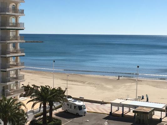 Inmobiliaria Cullera Playa Gestitur - Apartamento en Segunda línea de Playa. #5631 - En Venta