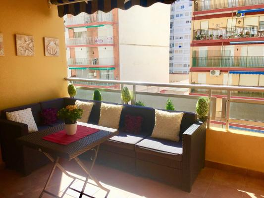 Inmobiliaria Cullera Playa Gestitur - Apartamento en Zona San Antonio. #5635 - San Antonio - Apartamento - En Venta