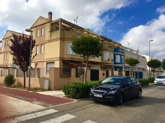 Inmobiliaria Cullera Playa Gestitur - Adosado esquina en Bulevar del Xuquer. #5535 - Bulevar del Xuquer - Adosado - En Venta