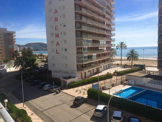 Inmobiliaria Cullera Playa Gestitur - Apartamento en Segunda linea de Playa. #5543 - Racó - Apartamento - En Venta