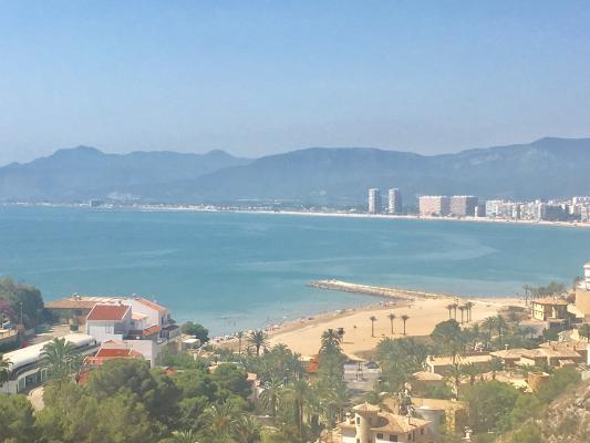 Inmobiliaria Cullera Playa Gestitur - Apartamento en Primera línea de Playa. #5693 - En Venta