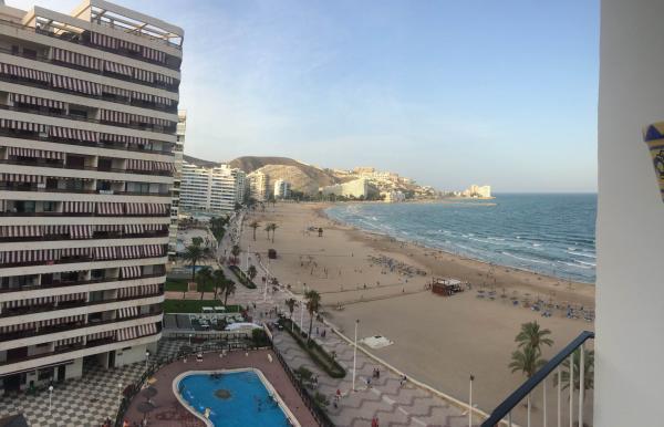 Inmobiliaria Cullera Playa Gestitur - Apartamento en Primera línea de Playa. #4679 - Racó - Apartamento - En Venta