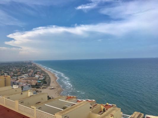 Inmobiliaria Cullera Playa Gestitur - Apartamento duplex en zona de la bega #5718 - En Venta