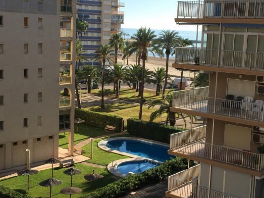 Inmobiliaria Cullera Playa Gestitur - Apartamento en Segunda linea de Playa. #4078 - Racó - Apartamento - En Venta