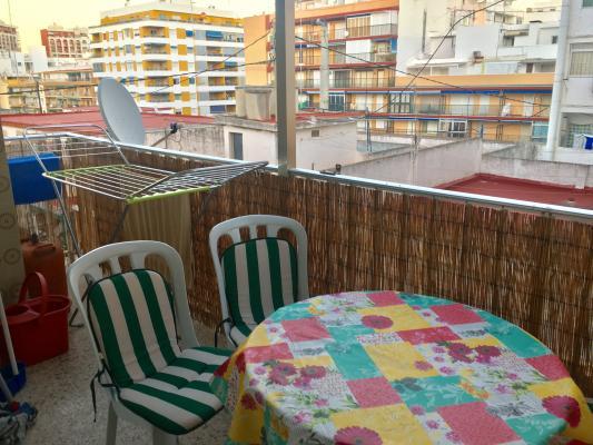 Inmobiliaria Cullera Playa Gestitur - Apartamento en la zona de San Antonio #5752 - En Venta