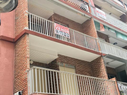Inmobiliaria Cullera Playa Gestitur - Apartamento en la zona de San Antonio #5760 - En Venta