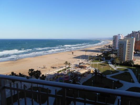 Inmobiliaria Cullera Playa Gestitur - Apartamento en Primera línea de Playa. #4412 - Racó - Apartamento - En Venta
