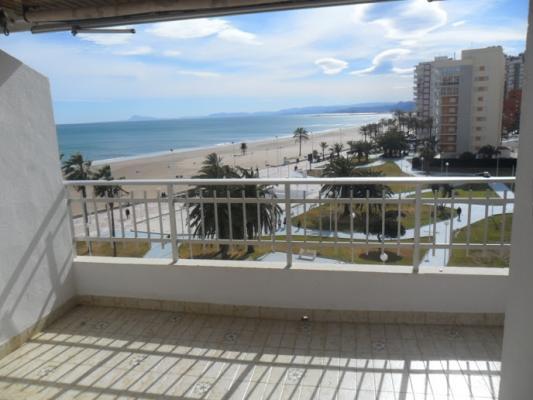 Inmobiliaria Cullera Playa Gestitur - Apartamento en Primera Línea de Playa. #4120 - Racó - Apartamento - En Venta