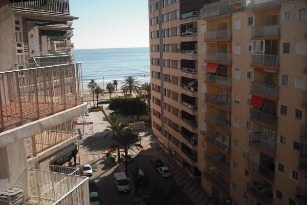 Inmobiliaria Cullera Playa Gestitur - APARTAMENTO EN LA ZONA DE SAN ANTONIO #5904 - En Venta