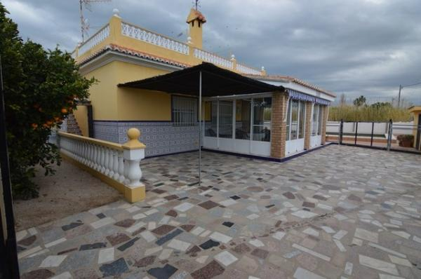 Inmobiliaria Cullera Playa Gestitur - Casa de campo en el brosquil #5793 - En Venta