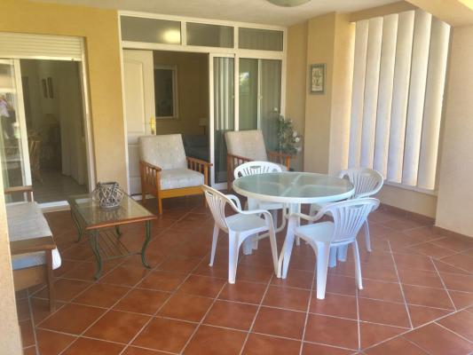 Inmobiliaria Cullera Playa Gestitur - Apartamento en la zona Racó. #5834 - En Venta