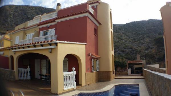 Inmobiliaria Cullera Playa Gestitur - Chalet Pareado en la Playa del Racó. #5889 - En Venta