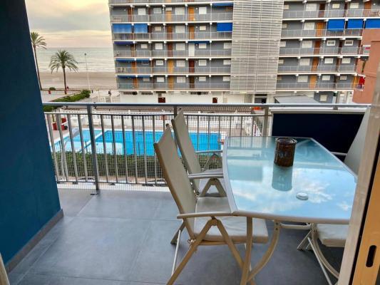 Inmobiliaria Cullera Playa Gestitur - Apartamento en la zona del Racó. #5963 - En Venta