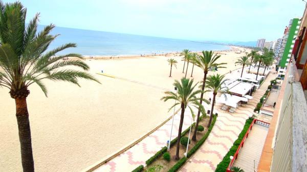 Inmobiliaria Cullera Playa Gestitur - Apartamento en Primera línea de Playa. #6009 - En Venta