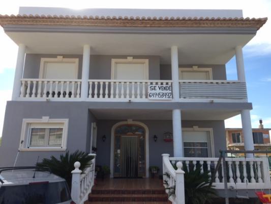 Inmobiliaria gestitur chalet en zona dosel dosel 4109 inmobiliaria cullera venta - Venta apartamentos playa cullera ...