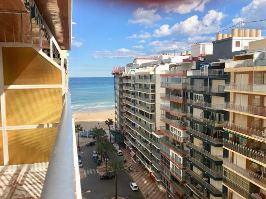 Inmobiliaria gestitur inmobiliaria cullera venta alquiler oportunidades primera l nea - Venta apartamentos playa cullera ...