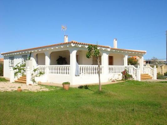 Inmobiliaria Cullera Playa Gestitur - Chalet en el Brosquil  #1141 - Brosquil - Chalet - En Venta