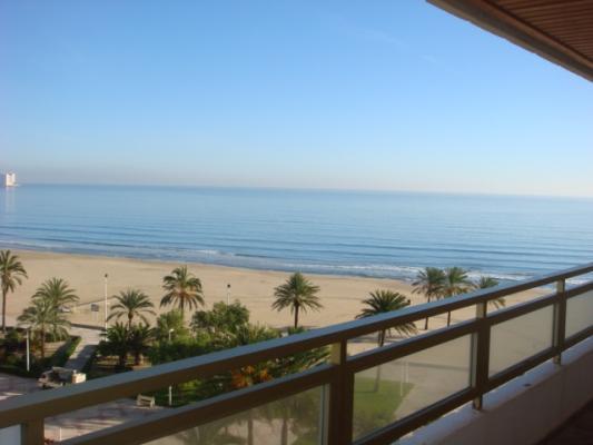 Inmobiliaria Cullera Playa Gestitur - Apartamento en Primera Línea de Playa. #3653 - San Antonio - Apartamento