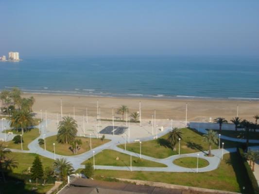 Inmobiliaria Cullera Playa Gestitur - Apartamento en Primera línea de Playa. #3719 - Racó - Apartamento - En Venta
