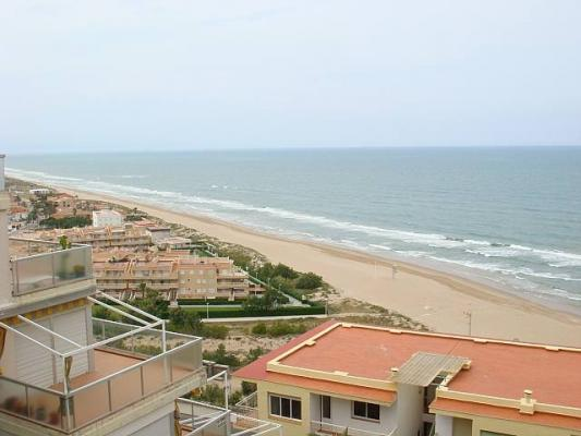Inmobiliaria Cullera Playa Gestitur - Apartamento en Primera Línea de Playa. #1250 - Faro - Apartamento - En Venta