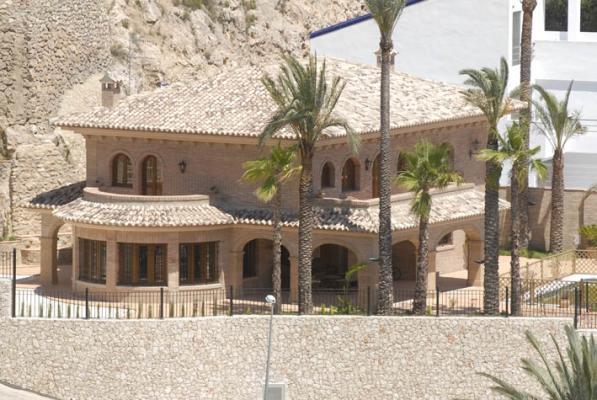 Inmobiliaria Cullera Playa Gestitur - Chalet de lujo en Primera Línea de Playa. #3932 - Cap Blanc - Chalet - En Venta