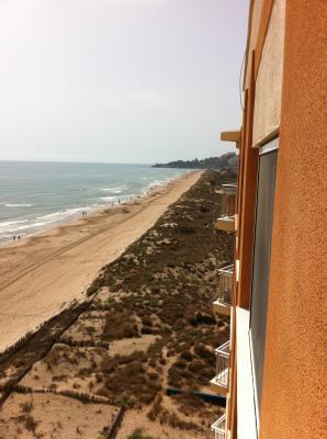 Inmobiliaria Cullera Playa Gestitur - Apartamento en Primera línea de Playa. #4006 - En Venta