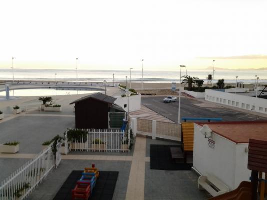 Inmobiliaria Cullera Playa Gestitur - Apartamento en Primera Línea de Playa. #4092 - Racó - Apartamento - En Venta