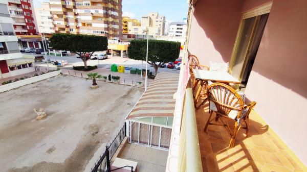 Inmobiliaria Cullera Playa Gestitur - Apartamento en la zona San Antonio. #5965 - En Venta