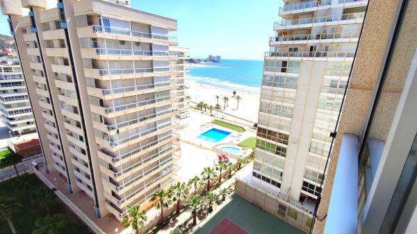 Inmobiliaria Cullera Playa Gestitur - Apartamento en la zona del Racó. #5993 - En Venta