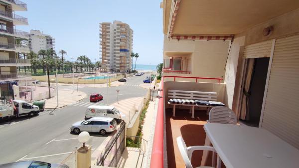 Inmobiliaria Cullera Playa Gestitur - Apartamento en la zona del Racó. #5998 - En Venta
